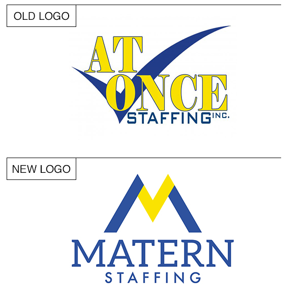 Employment Agency Rebranding